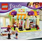 LEGO Downtown Bakery Set 41006 Instructions