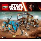 LEGO Encounter on Jakku Set 75148 Instructions