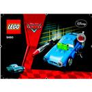 LEGO Finn McMissile Set 9480 Instructions