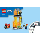 LEGO Fire Rescue Helicopter Set 60281 Instructions
