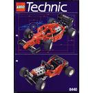 LEGO Formula Flash Set 8440 Instructions