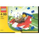 LEGO Fun and Adventure Set 4023 Instructions