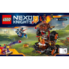 LEGO General Magmar's Siege Machine of Doom Set 70321 Instructions