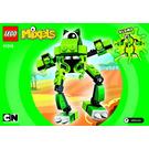 LEGO Glomp Set 41518 Instructions