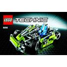LEGO Go-Kart Set 8256 Instructions