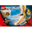 LEGO Golden Dragon Master Set 70644 Instructions