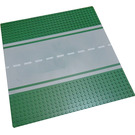 LEGO Baseplate 32 x 32 Road 8-Stud Straight with Road