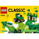 LEGO Green Creative Box Set 10708 Instructions