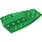 LEGO Wedge 6 x 4 Triple Curved Inverted (43713)