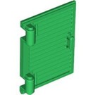 LEGO Window 1 x 2 x 3 Shutter with Hinges and Handle (60800)