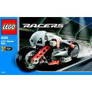 LEGO H.O.T. Blaster Bike Set 8355 Instructions