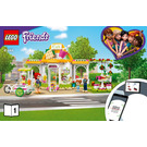 LEGO Heartlake City Organic Cafe Set 41444 Instructions