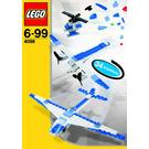 LEGO High Flyers Set 4098 Instructions
