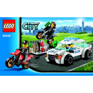 LEGO High Speed Police Chase Set 60042 Instructions