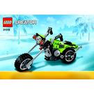 LEGO Highway Cruiser Set 31018 Instructions