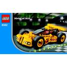 LEGO Hot Buster Set 8382 Instructions