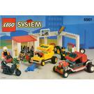 LEGO Hot Rod Club Set 6561 Instructions