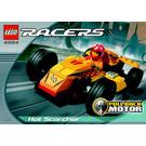 LEGO Hot Scorcher Set 4584 Instructions