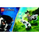LEGO Ice Tower Set 70106 Instructions