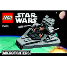LEGO Imperial Star Destroyer Set 75033 Instructions