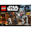 LEGO Imperial Trooper Battle Pack Set 75165 Instructions