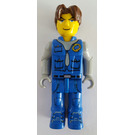 LEGO Jack Stone with Blue Rescue Outfit Minifigure