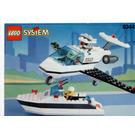 LEGO Jet Speed Justice Set 6344 Instructions