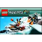 LEGO Jetpack Pursuit Set 8631 Instructions