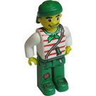 LEGO Jolly Jack Crow Minifigure