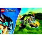 LEGO Jungle Gates Set 70104 Instructions