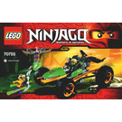 LEGO Jungle Raider  Set 70755 Instructions