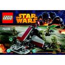 LEGO Kashyyyk Troopers Set 75035 Instructions