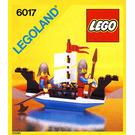 LEGO King's Oarsmen Set 6017