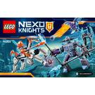 LEGO Lance vs. Lightning Set 70359 Instructions