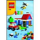 LEGO Large Brick Box Set 6166 Instructions