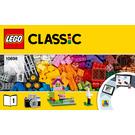 LEGO Large Creative Brick Box Set 10698 Instructions