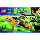 LEGO Lavertus' Twin Blade Set 70129 Instructions