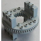 LEGO Turntable with Technic Bricks Attached (2856)