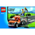 LEGO Light repair truck Set 60054 Instructions