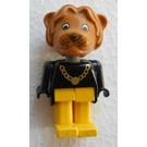 LEGO Lionel Lion with Mayor's Chain Fabuland Figure