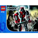 LEGO Lord Vladek Set 8795 Instructions