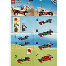 LEGO Mag Racer Set 6648-1 Instructions