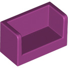 LEGO Panel with Closed Corners 1 x 2 x 1 (23969 / 35391)
