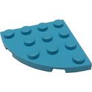 LEGO Plate 4 x 4 Round Corner (30565)