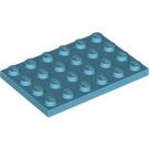LEGO Plate 4 x 6 (3032)