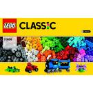 LEGO Medium Creative Brick Box Set 10696 Instructions