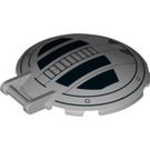 LEGO Dish 6 x 6 Inverted with Handle with SW TIE Advanced Hatch (18675 / 19229)