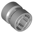 LEGO Wheel Rim 8mm x 9mm (Notched Hole) (30027)