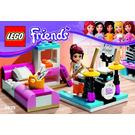 LEGO Mia's Bedroom Set 3939 Instructions