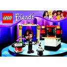 LEGO Mia's Magic Tricks Set 41001 Instructions